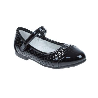 Туфли дошкольные SC-21031 (чёрный) (р. 30)
