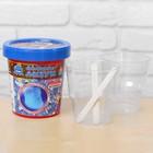"""Набор экспериментов """"Светящийся лизун, призрачно-голубой"""", 120 г"""