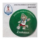 "Магнит Забивака ""Удар!"", виниловый 2018 FIFA World Cup Russia™"