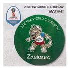 "Магнит Забивака ""Трюк с мячом!"", виниловый 2018 FIFA World Cup Russia™"
