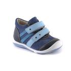 Ботинки ясельные арт. 15-154-2 (синий/голубой) (р. 20)