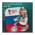 """Магнит Забивака """"Удар!"""" триколор 2018 FIFA World Cup Russia™"""