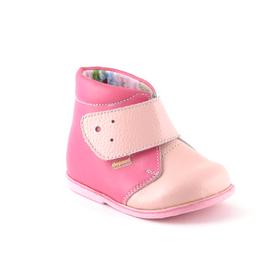 Ботинки ясельные арт. 15-116-1 (розовый) (р. 17)