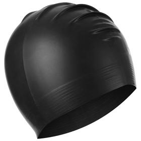 Латексная шапочка SOLID SOFT M0565 02 0 01W Black Ош