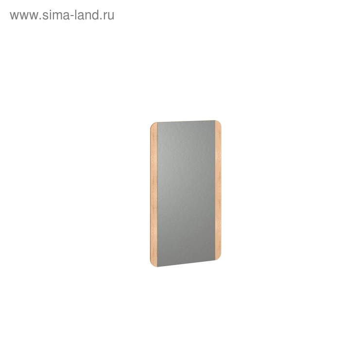 Зеркало навесное Bauhaus, 20х650х1220, дуб сонома