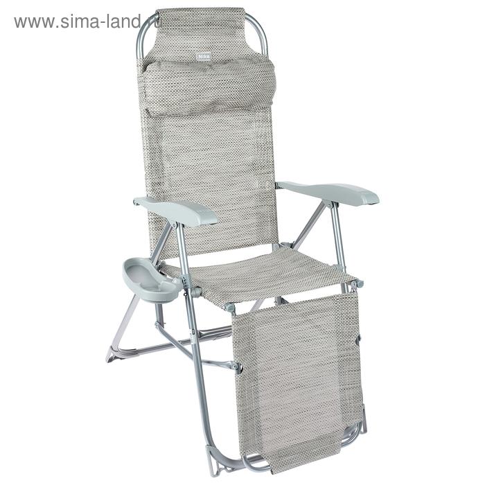 Кресло-шезлонг, 820x590x1160мм, муссон КШ3