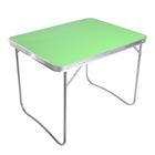 Стол 790х605х610мм, зеленый ССТ4
