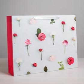 Пакет ламинат горизонтальный «Ты прекрасна», 30 х 41 х 11 см