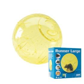 Шар прозрачный Savic RUNNER d=25cм, пластик, микс