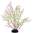 """Декорация Fauna INT """"Коралл"""", 20 см, красный/зеленый, пластик"""