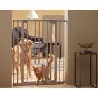 Перегородка-дверь DOG BARRIER, 107см,  с малой доп. дверью