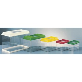 Аквариум-террариум FAUNA BOX с ручками, 1,5л Ош