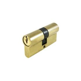 "Цилиндровый механизм ""СТАНДАРТ"" Z.I.60-5K BP, английский ключ, 5 ключей"