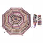 Зонт механический, R=50см, №7 110