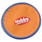 "Игрушка Nobby ""Диск фрисби"" для собак, 23см, нейлон"