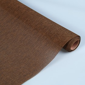 Джут искусственный, коричневый, 0,5 х 4,5 м Ош