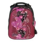 Рюкзак каркасный Hummingbird 39*28*20 для девочки, розовый 95Т