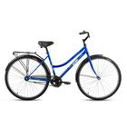 "Велосипед 28"" Altair City Low 28 RUS, 2016, цвет темно-синий, размер 19"""