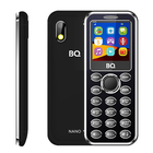Сотовый телефон BQ M-1411 Nano Black, цвет черный