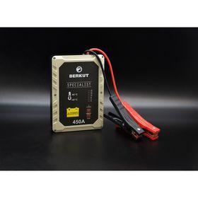 Зарядное и пуско-зарядное   для автомобилей BERKUT JSC450, 12 В, 450 А Ош