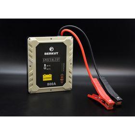 Зарядное и пуско-зарядное   для автомобилей BERKUT JSC800, 12 В, 800 А Ош