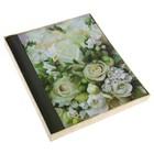 Фотоальбом магнитный 20 листов + 20 тематических страниц Diesel Wedding story 1 23х28 см