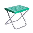 Стул, цвет зеленый, 370х295х340мм ПСП4