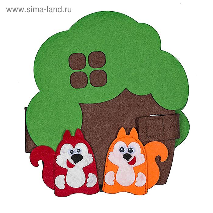 "Коврик-игралка ""Чудо-дом. Дерево"""