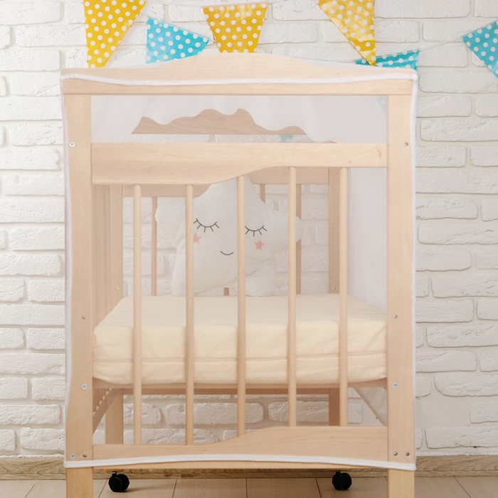 Москитная сетка на детскую кроватку