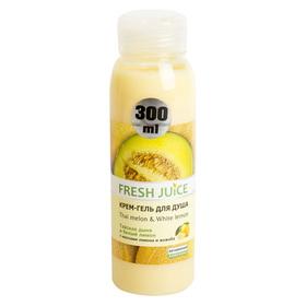 Крем-гель для душа, тайская дыня и белый лимон, 300 мл Ош