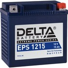 Аккумуляторная батарея Delta EPS 1215(YTX14L- ВS)12V, 15 Ач обратная(- +)