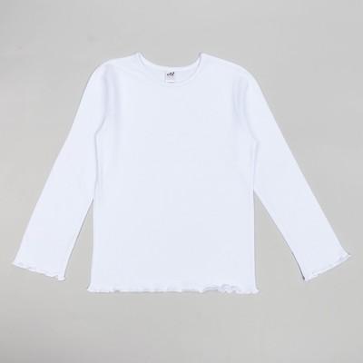 Джемпер для девочек, рост 110-116 (32) см, цвет белый 10911