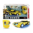 """Трансформеры """"Машинка Bumblebee"""" со светом и звуком на радиоуправлении 1:24, 18см"""