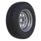 Зимняя нешипованная шина FEDERAL GLACIER GC01 195/75 R16 104/102R
