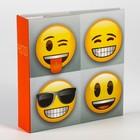Фотоальбом на 200 фото 10х15 см Innova Q4108012 Emoji Slip - Quatro