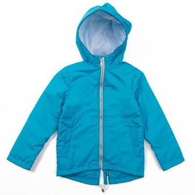 """Куртка для девочки """"Минни"""", рост 128 см, цвет бирюзовый ДД-0627"""