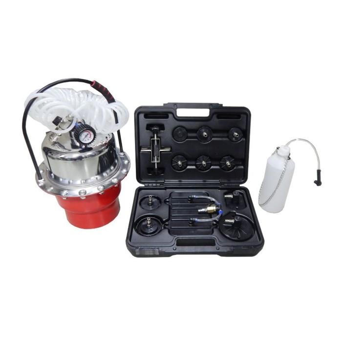 Приспособление для замены тормозной жидкости Forsage F-04B4023, пневматическое
