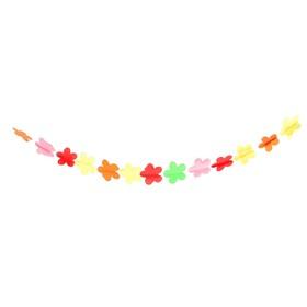 Гирлянда 'Цветы' длина 2 метра Ош