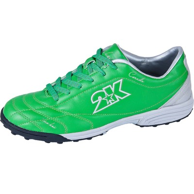 Бутсы шиповки 2K Sport Corado, green/silver, размер 38