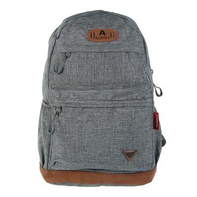 Рюкзак молодежный Across 45*29*18 AC18 серый AC18-149-03