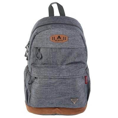 Рюкзак молодежный Across 45*29*18 AC18 серый AC18-149-04