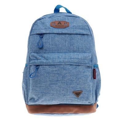 Рюкзак молодежный Across 45*29*18 AC18 синий AC18-149-01