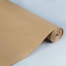 Бумага оберточная, 0,52 х 50 м, 70г/м2 Ош
