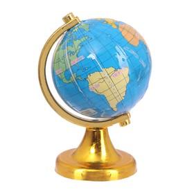 Подарочный глобус выпускнику, 7,5 х 5 см