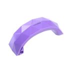 Лампа для гель-лака LuazON LUF-11, UV, 9 Вт, USB, 3 диода, фиолетовая