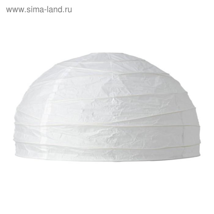 """Абажур торшерный """"РЕГОЛИТ""""  белый 75x75x41см"""