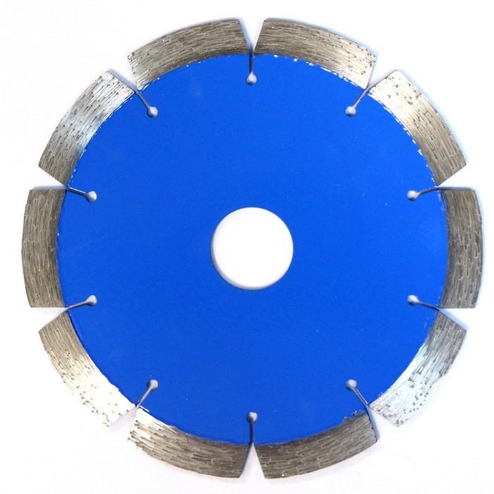 сегментные диски по бетону