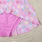 """Купальник для девочки """"Конфетти"""", рост 104-110 см (4-5 лет), цвет розовый"""