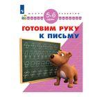 Готовим руку к письму Для детей 5-6 лет /школа развития/ Гаврина, Кутявина