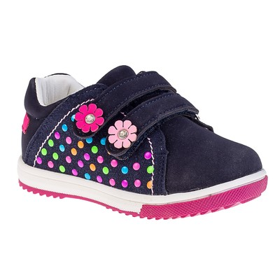 Ботинки детские арт. 8260, цвет синий, размер 22
